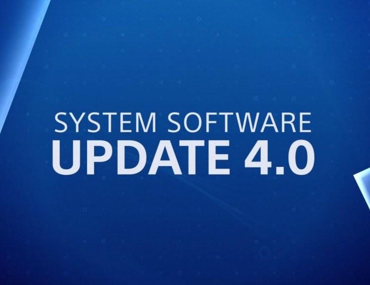 تحديث 4.00 للـPS4 سيُفعل تقنية HDR وإمكانية نقل البيانات عبر اتصال سلكي