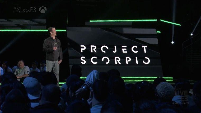 رئيس قسم الإكس بوكس يُعلق على جهاز PS4 Pro ويوضح خطط مايكروسوفت المستقبلية لجهاز Project Scorpio