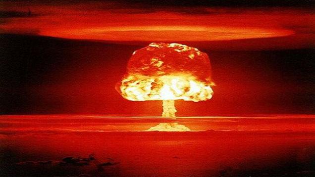 لماذا يكون شكل انفجار القنبلة النووية كالمشروم؟