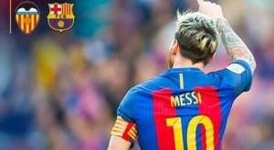 الاهداف – برشلونة ٣-٢ فالنسيا – اتش دي / Barcelona 3-2 Valencia – Goals – HD
