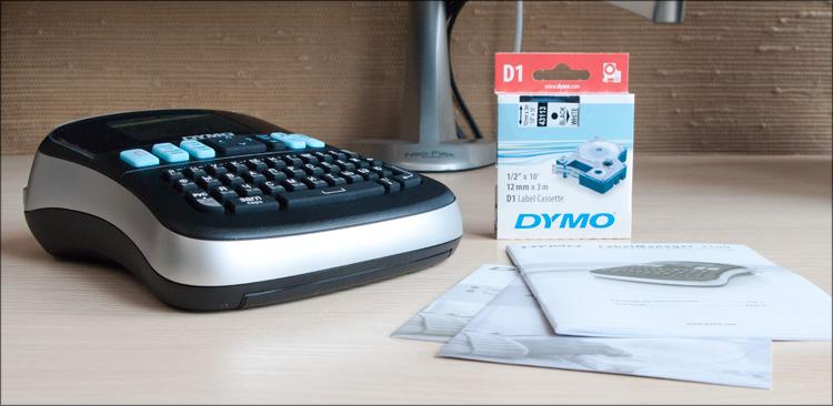 DYMO Label Manager 210D. Принтер особого назначения
