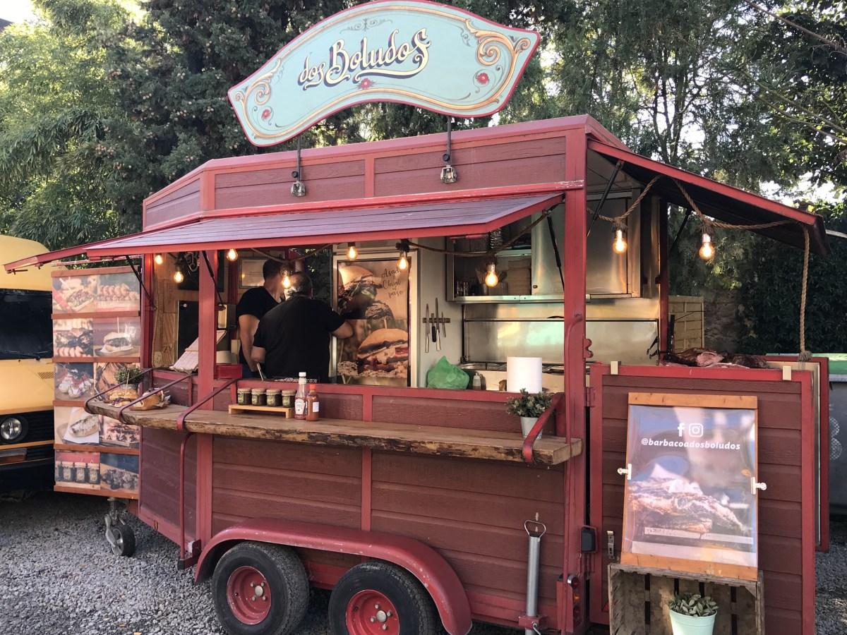 Food Truck Palo Alto