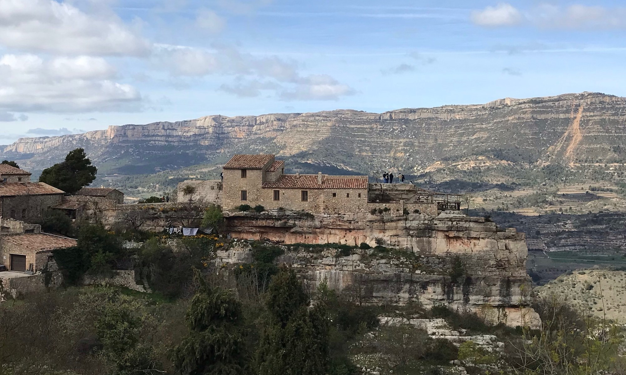 Siurana Besides the Obvious