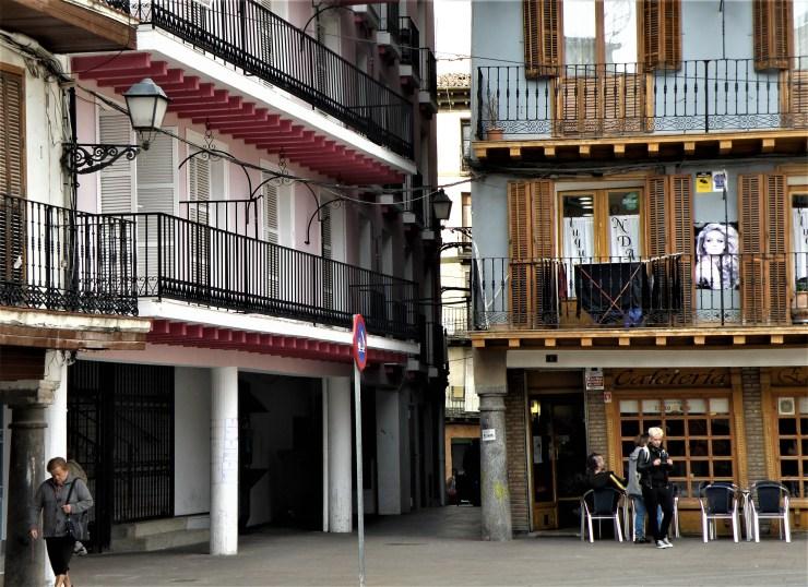 """Cafetería """"El Bombón"""", Calatayud"""