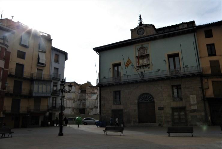 Calatayud's Town Hall