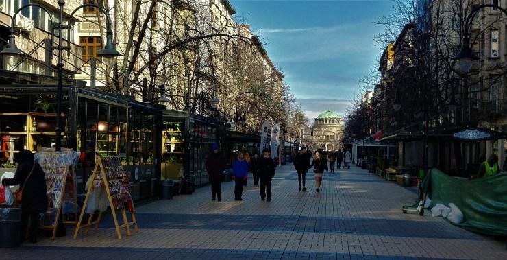 <em>Boulevard Vitosha</em>