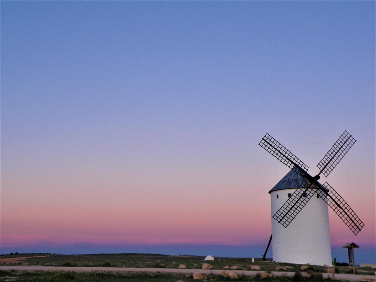 Windmills La Mancha Besides the Obvious
