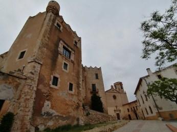 Altafulla Castle and Sant Martí Church