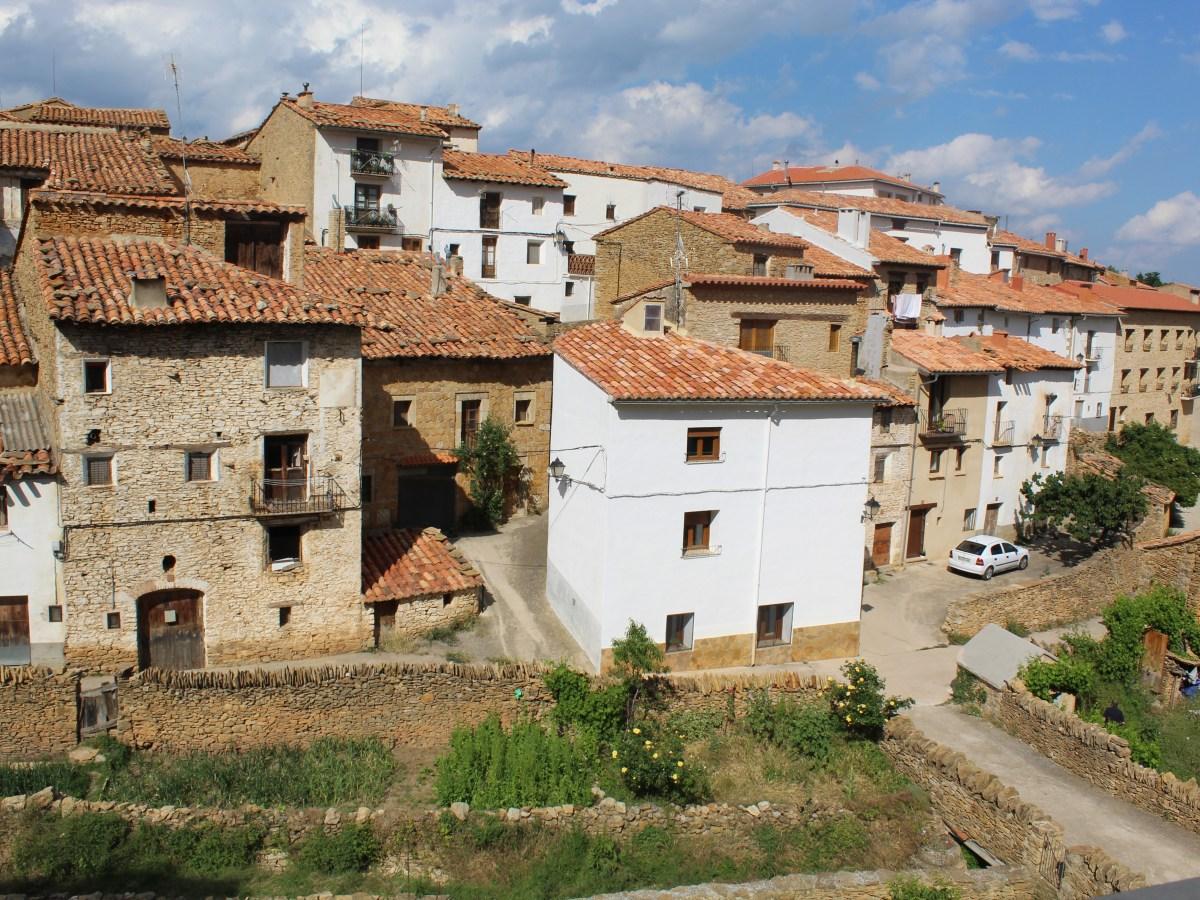 4 towns in Aragonese Maestrazgo: Mirambel, La Iglesuela del Cid, Cantavieja, Tronchón