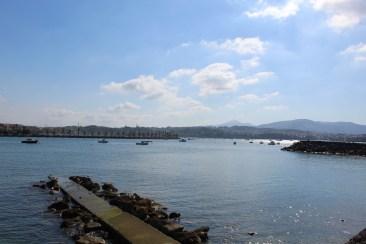 Puerto de Zarra, Hondarribia