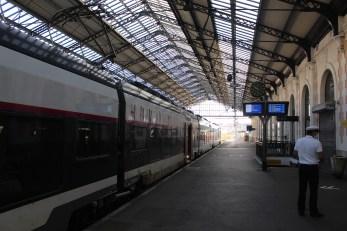 Hendaye Train Station