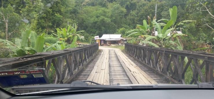 A bridge in Malaysia