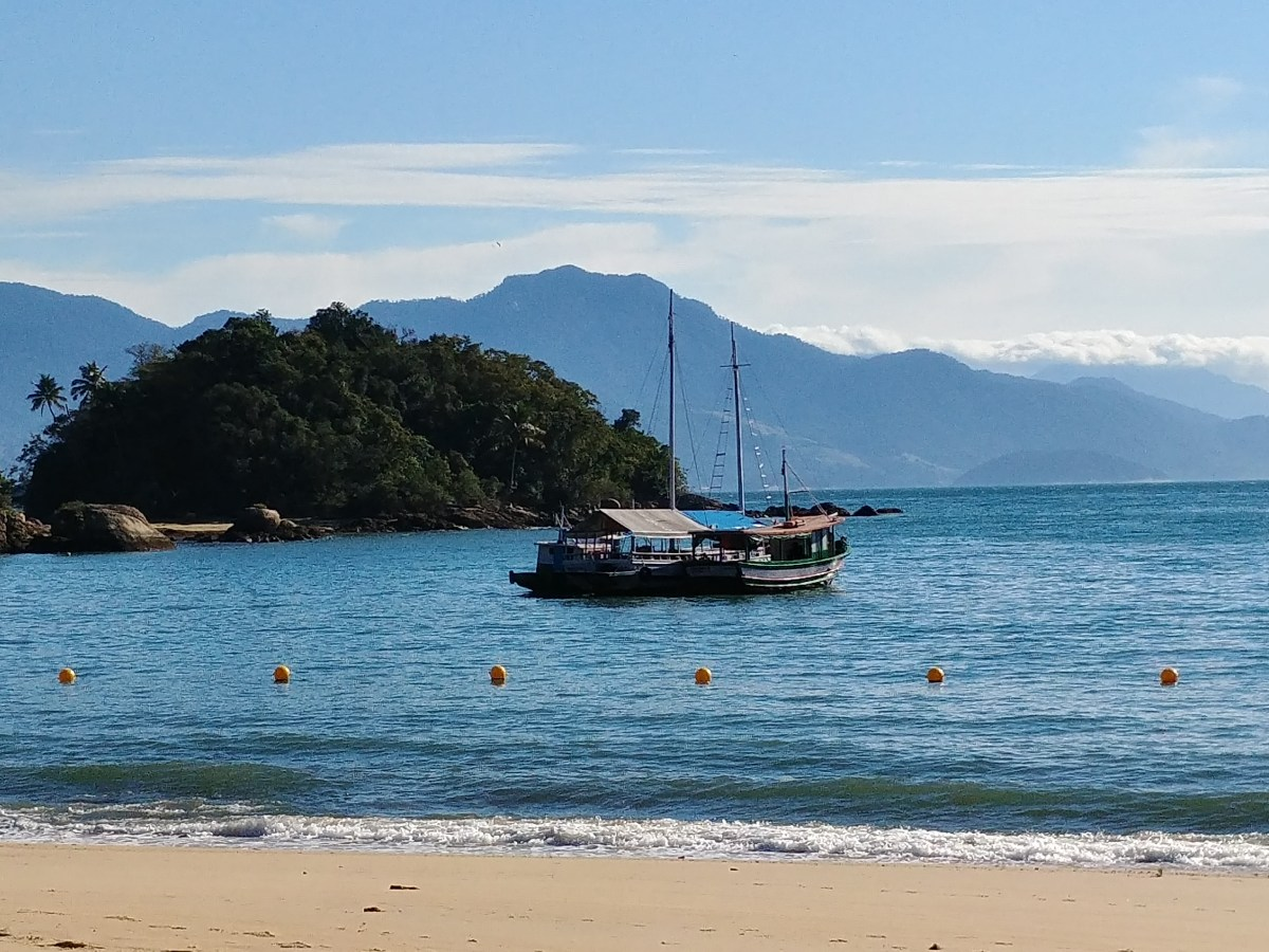 Ilha grande Besides the Obvious