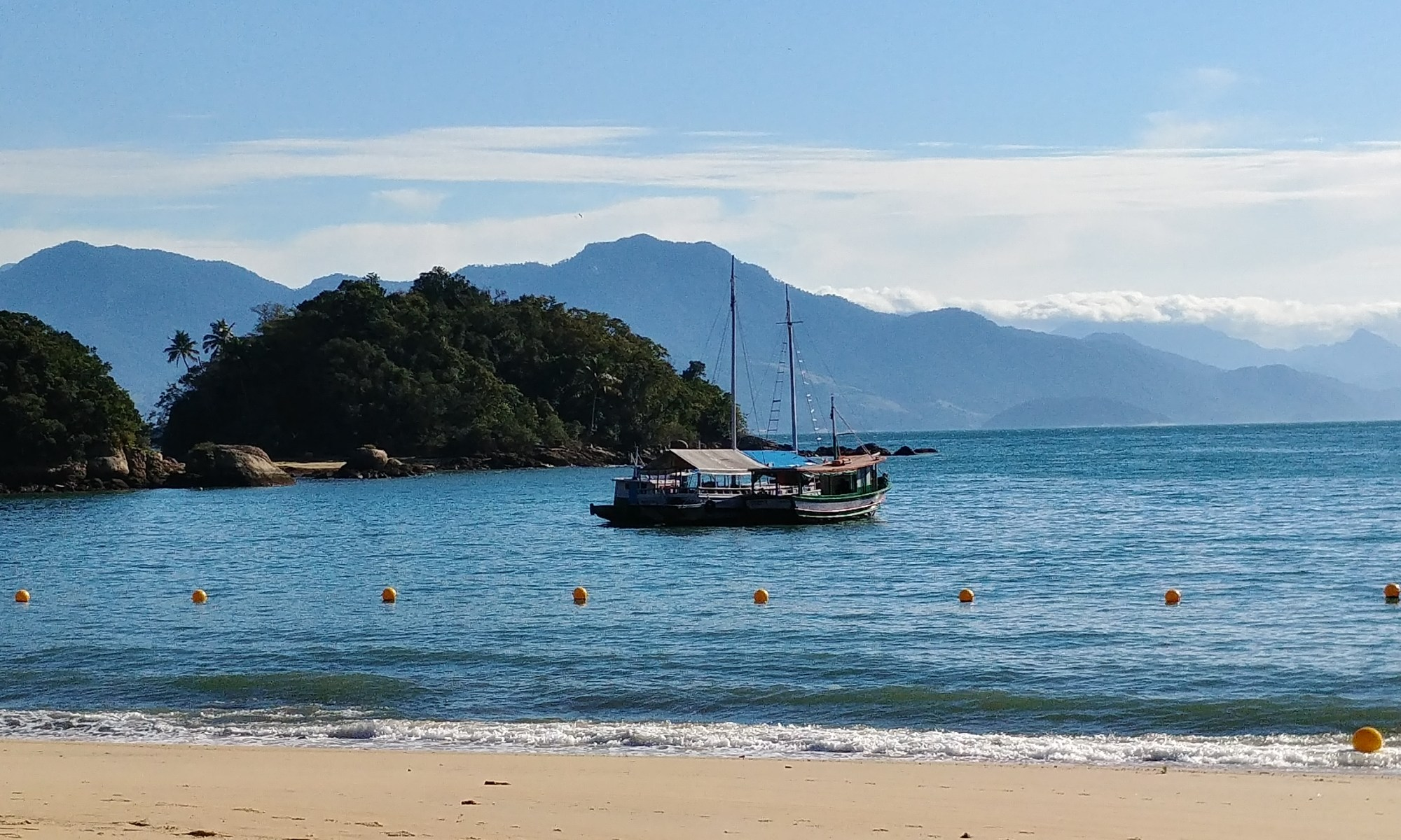 Ilha grande Besides the Obvious