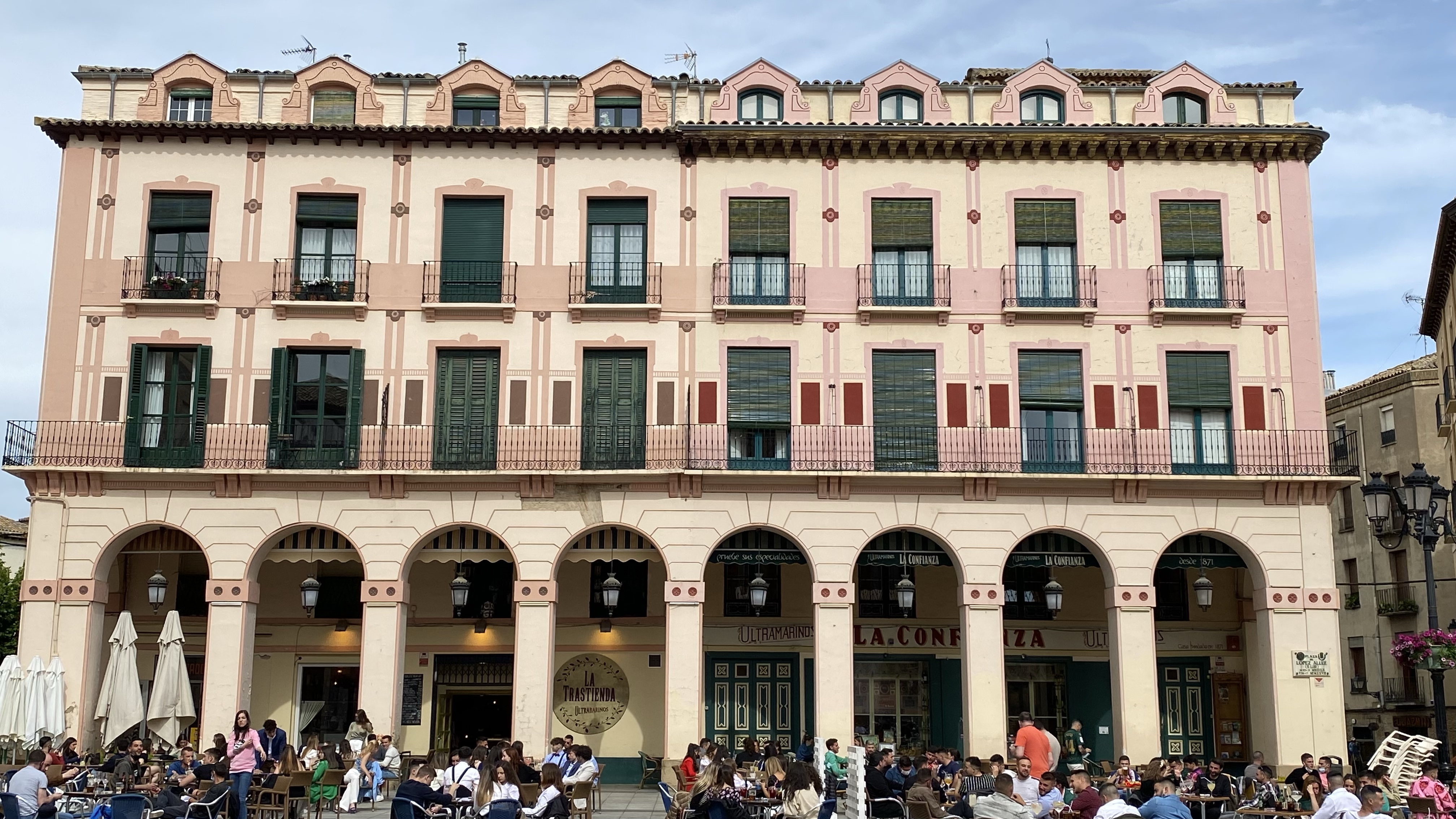 reasons to visit the city of huesca