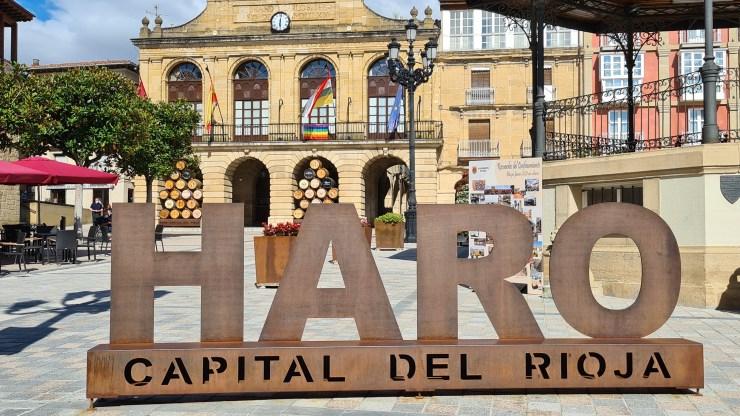 perfect roundtrip in Rioja