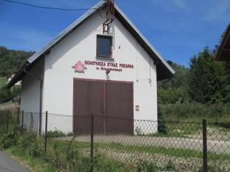 Przysiółek Watówki straż pożarna