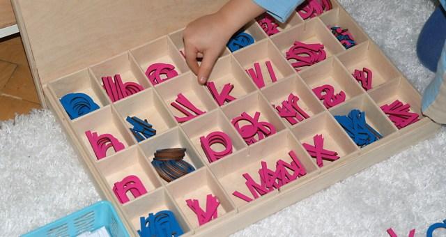Pohyblivá malá abeceda