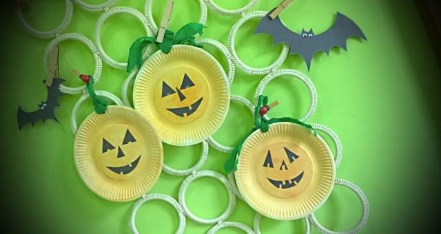 Dýně na Halloween