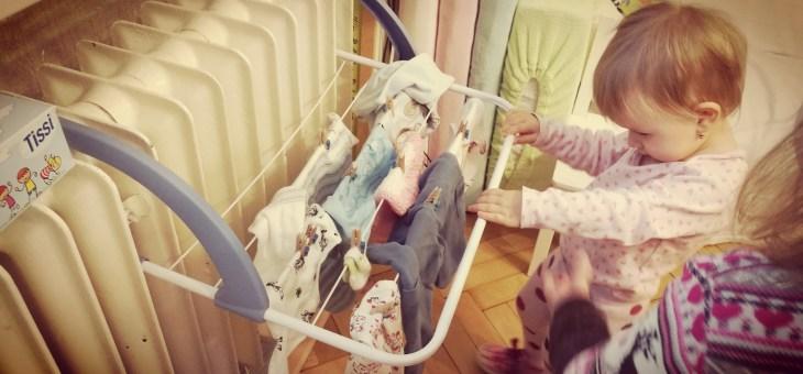 Velké prádlo :-)
