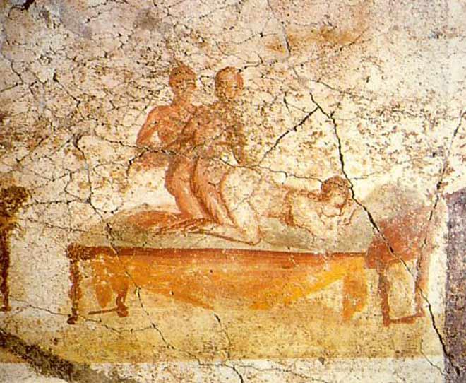 Freska iz javnog kupatila