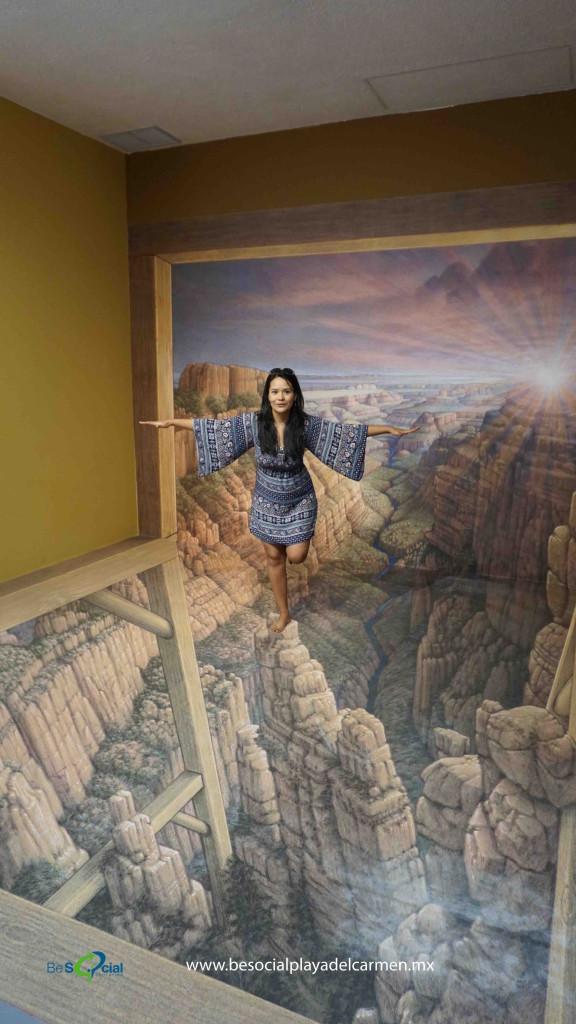 3D Museum of Wonders  Playa del Carmen  Riviera Maya
