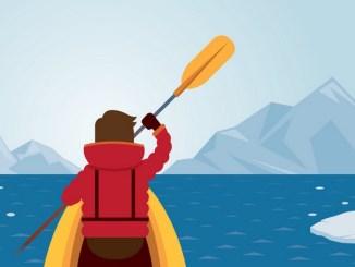 Projet d'expédition en kayak sur la côte Ouest du Groenland