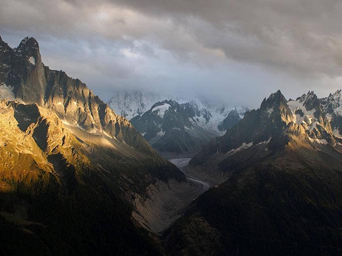 GR TMB Tour du Mont Blanc
