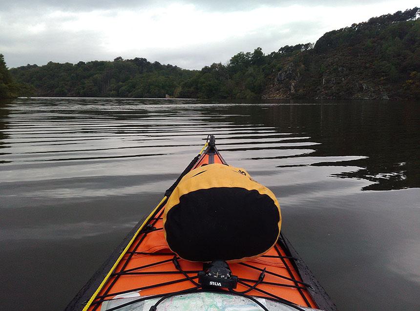 Récit 3 jours en kayak sur la Vilaine