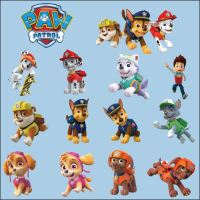 Paw-Patrol-Themed-Children-Bedroom-Colour-Wall-Stickers ...