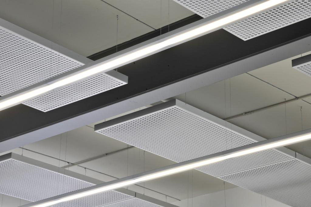 Aluminium Ceiling Panels