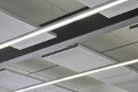 Aluminium Ceiling Panels - Scottish Ballet | Gooding Aluminium