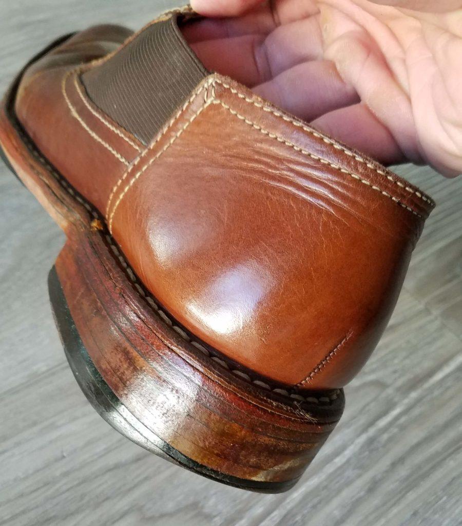 shoe shine results