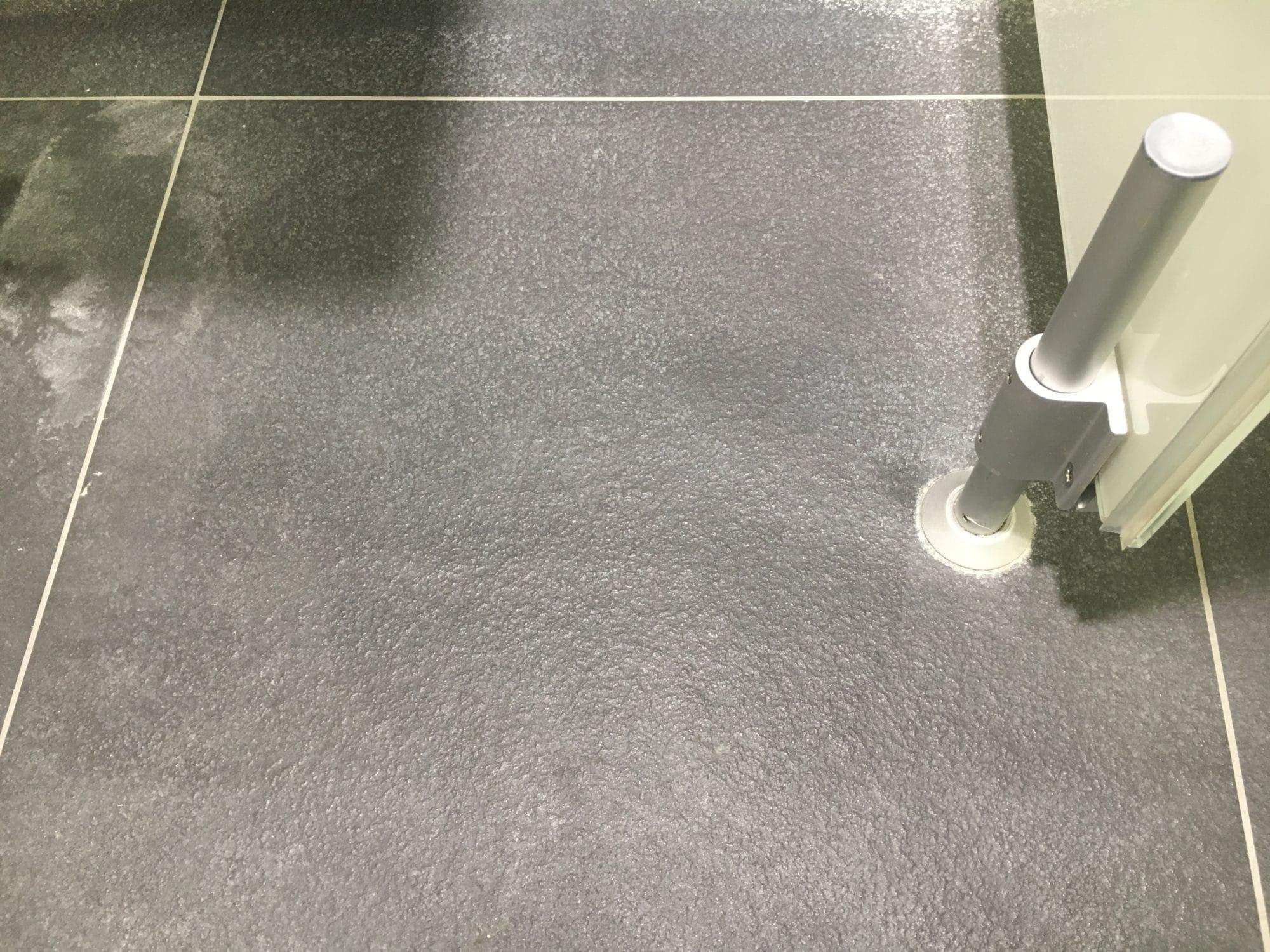 ceramic floor tile crack repair