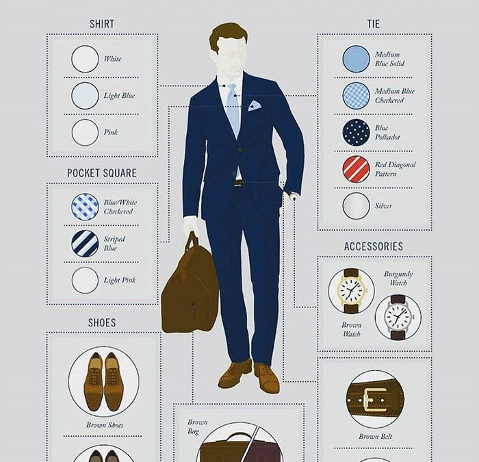 How To Dominate In A Navy Suit: The Classic Staple Suit
