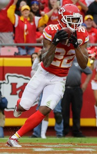 Chiefs CB Marcus Peters