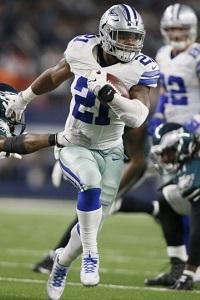 Cowboys HB Ezekiel Elliot