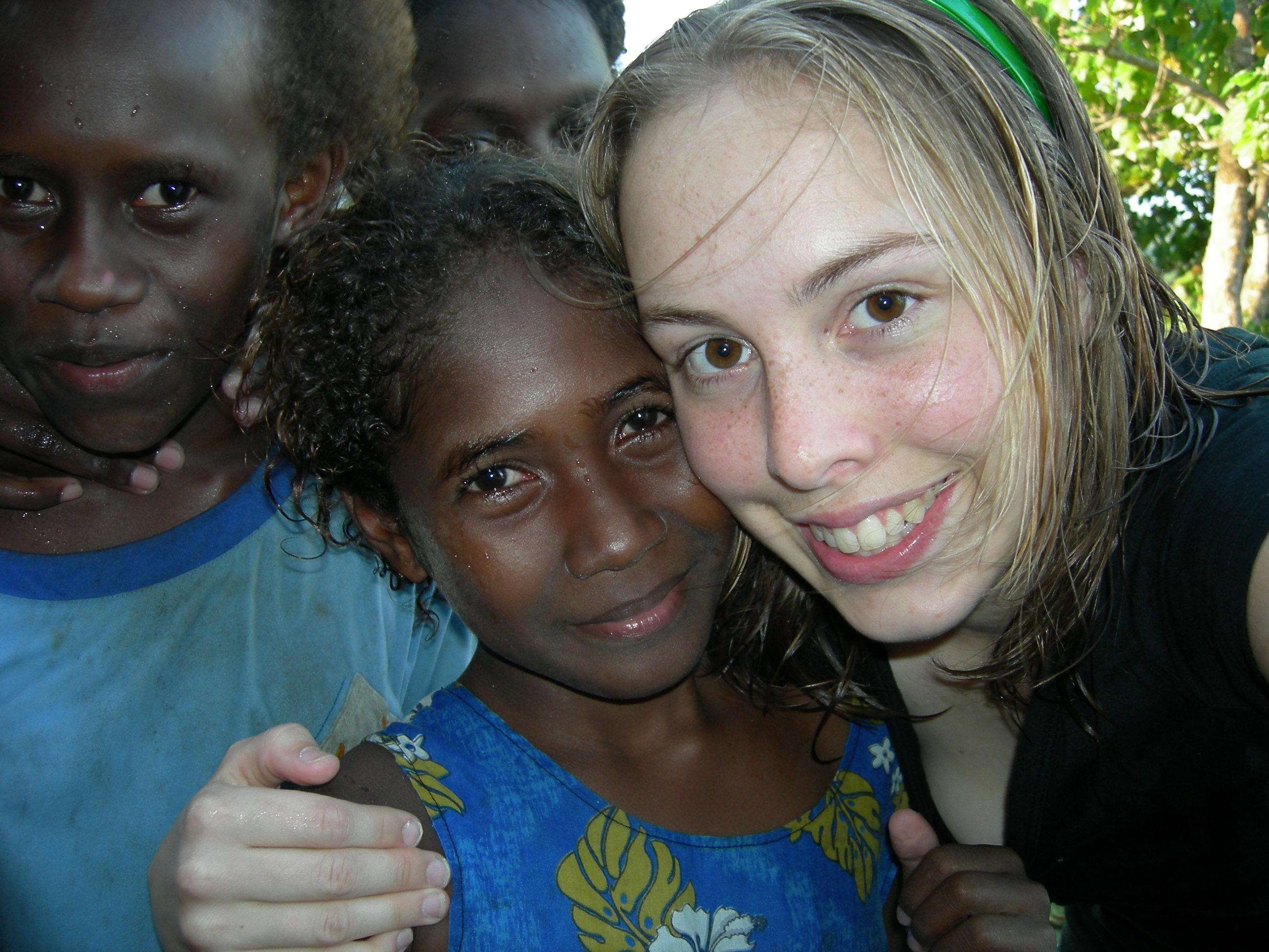 Went to the Solomon Islands 08