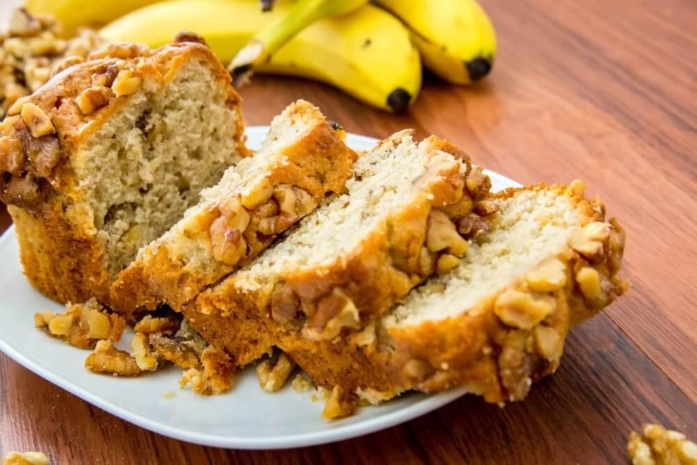 Leckerer Bananenkuchen ohne Mehl  Besser Gesund Leben