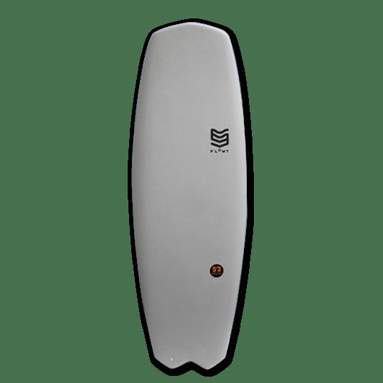 FLOWT Stingray 5'3 - Foamy Surfbrett
