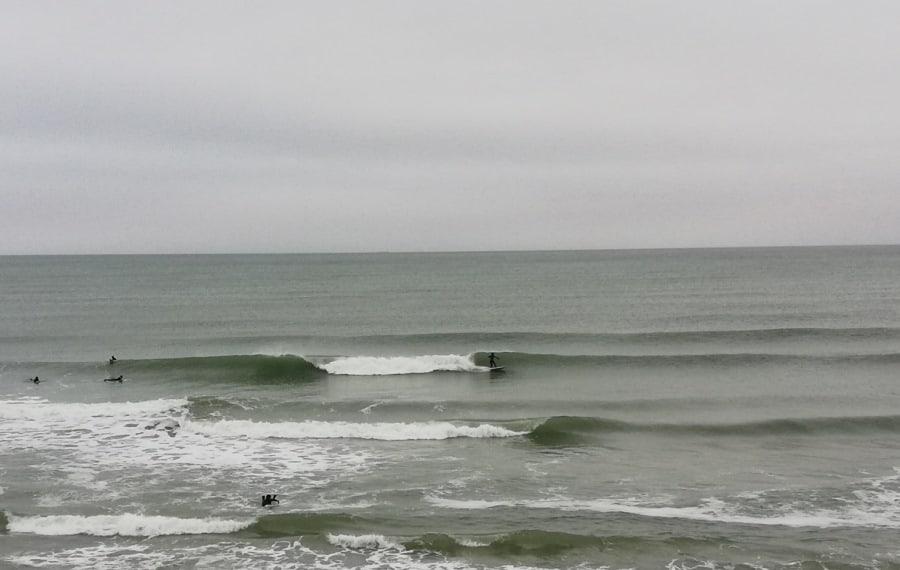 Wellenreiten in der Nordsee - besser als Du denkst.