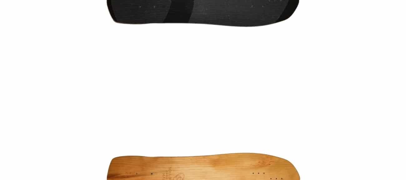 Mit diesem Deck wird Surfskaten dem Surfen noch ähnlicher.