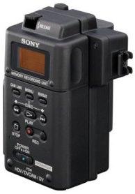 Sony HVR-MRC1 CF kártyás rögzítő