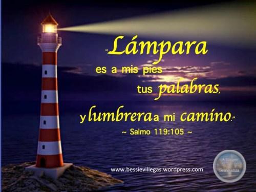 Salmo 119105  A Imagen y Semejanza