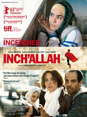 Un film français. S'il n'était  aussi québecquois. Et s'il ne parlais pas aussi  arabe, hébreu,anglais et canadien.