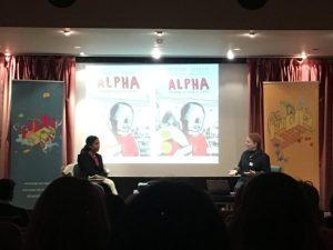 Alpha : vivre est  ce qu'on aux morts