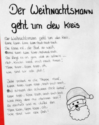 Ein Weihnachts-Gedicht