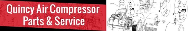 Quincy Air Compressor Parts & Service