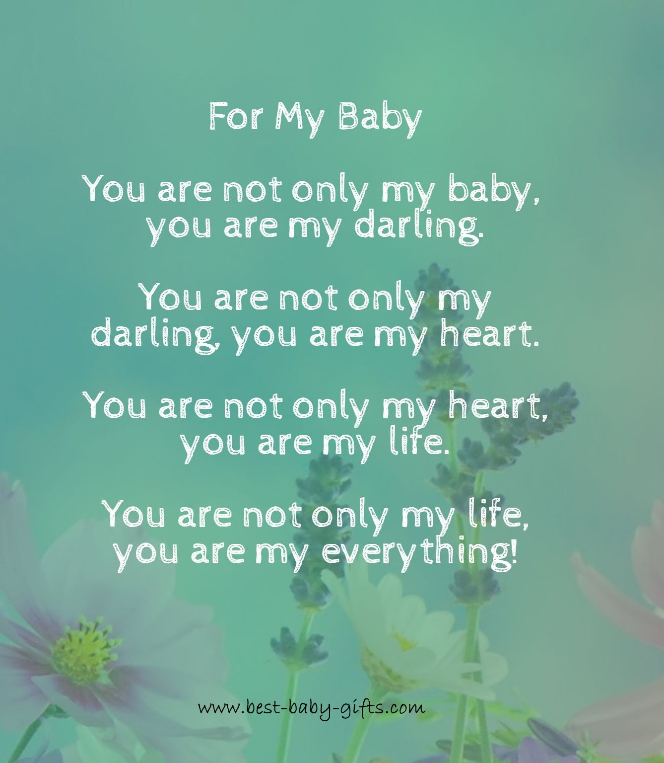 Infant Baby Boy Quotes