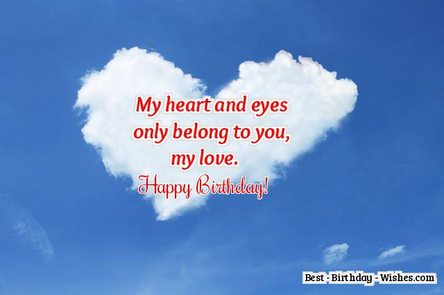 42 Birthday Wishes For Boyfriend Funny Romantic Messages